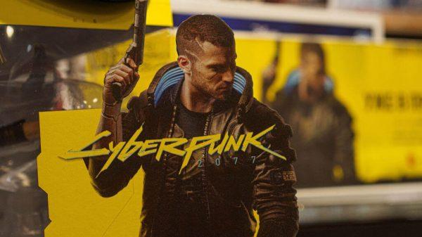Okładka gry Cyberpunk 2077