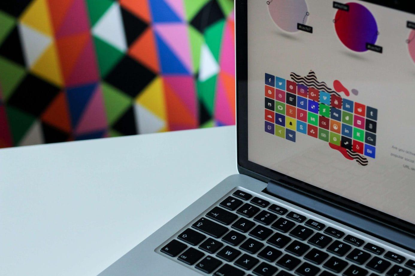 Laptop grafika